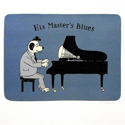 His Masters Blues